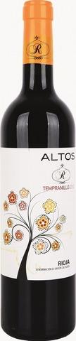 Вино Altos R Rioja Tempranillo, 0.75 л
