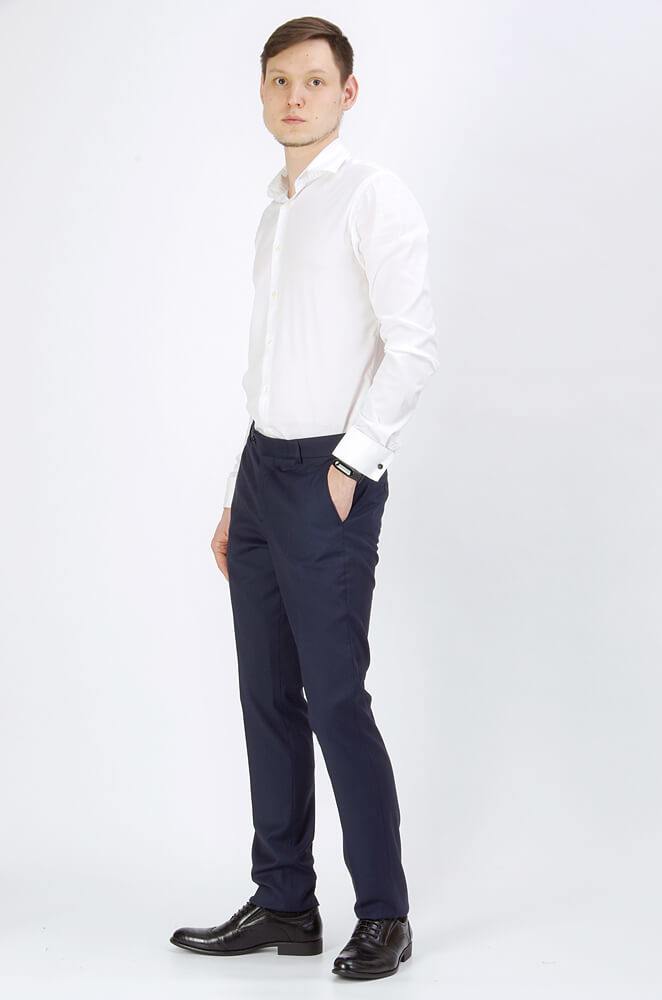 Брюки Slim fit CESARI MARIANO / Брюки зауженные slim fit IMGP9246.jpg