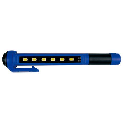 Фонарь светодиодный в форме ручки, ААА, 135 люмен KING TONY 79831