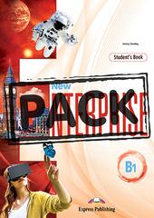 New Enterprise B1 - Student's Book (with Digibooks App) - учебник с электронным приложением