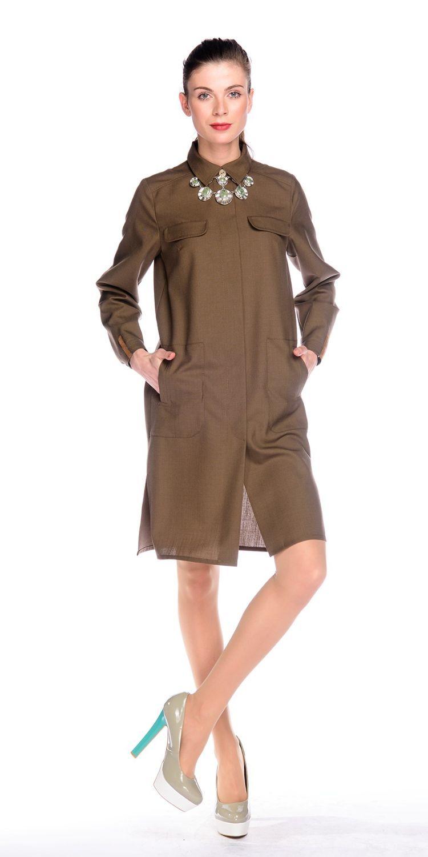 Платье З128-349 - Платье-рубашка универсальная и актуальная, уже не первый сезон, модель. Подходит практически для всех типов фигур. Ее можно одеть в офис, на встречу с друзьями, на прогулку. Платье-рубашку можно носить с поясом и без, как платье и как длинный жакет - с брюками, юбками - Проявив немного фантазии, вы получите много разных образов.