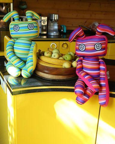 Подушка-игрушка антистресс «Инопланетный гость» 5