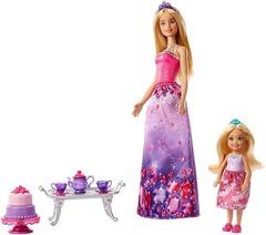 Набор кукол Барби серия Dreamtopia Чаепитие