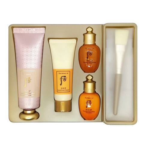 The History of Whoo Yeol White Clay Mask, 80 мл