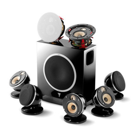 Focal Dome Pack 5.1.2