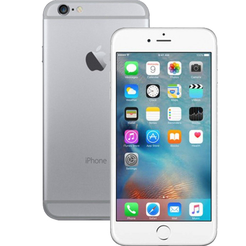 Apple iPhone 6 Plus 16GB Silver - Серебристый