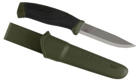 Нож перочинный Mora Companion MG (C) (11863) 218мм темно-зеленый