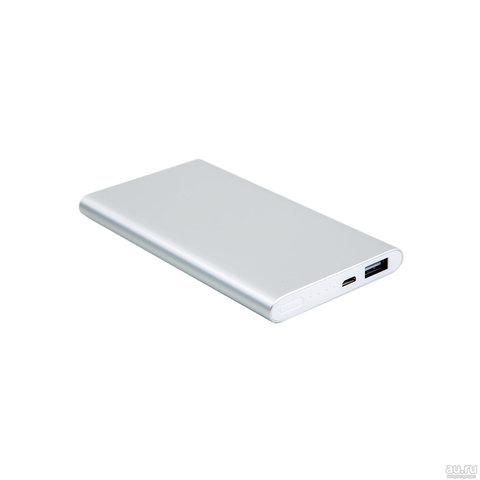 Внешний аккумулятор Xiaomi (Mi) Power 2 Slim 5000 mAh  (GLOBAL)
