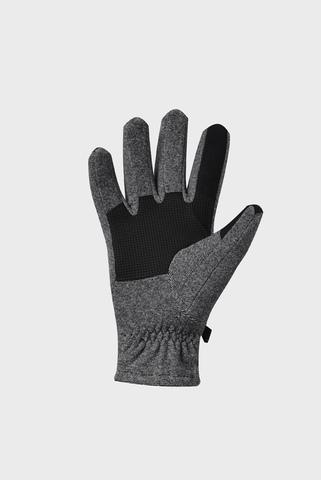 Мужские серые перчатки CGI Fleece Glove Under Armour