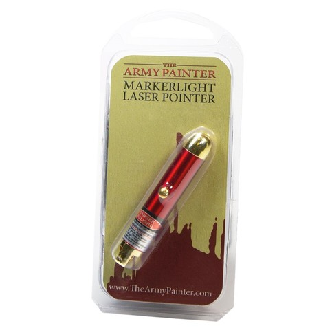 Tool: Laser Pointer Markerlight