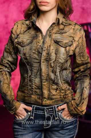 Джинсовая куртка Robin's Jean