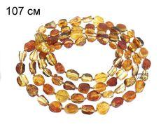 бусы из янтаря длинные с лечебными свойствами
