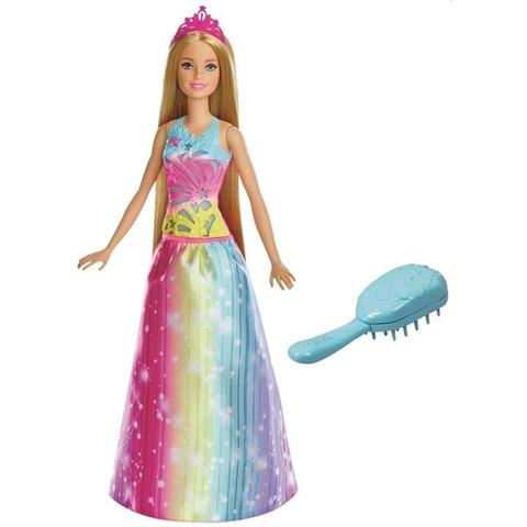 Барби Дримтопия Принцесса в Светящемся Платье