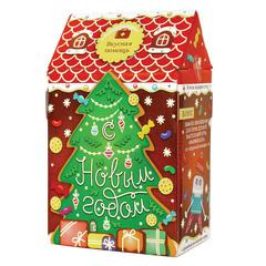 Карамельный домик для детей «Новогодняя радость»