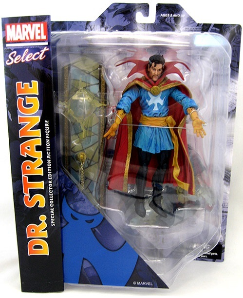 Марвел Селект фигурка Доктор Стрэндж комикс — Marvel Select Doctor Strange