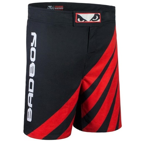 Шорты для MMA Bad Boy Training Series Impact Shorts-Black/Red