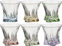 Набор стаканов для виски Aurum Crystal Cooper, 320 мл, фото 1