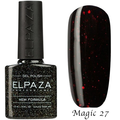 Гель лак Elpaza Magic, ВАВИЛОН 27