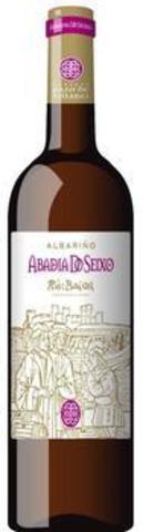 Вино Albarino Abadia do Seixo Rias Baixas DO 0,75л.