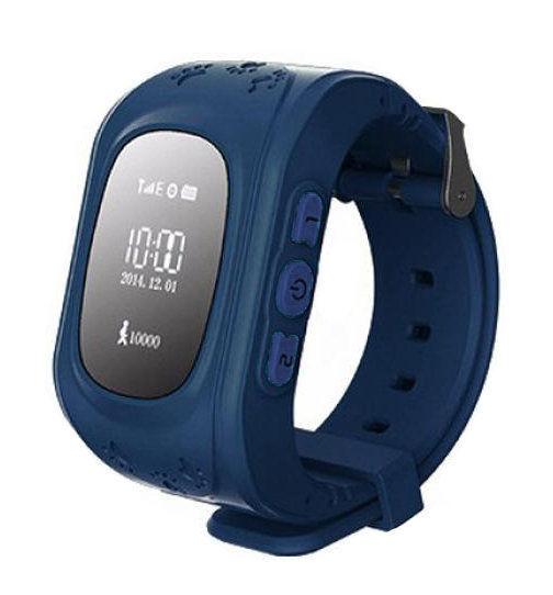 Синий цветовой вариант Smart Baby Watch Q50