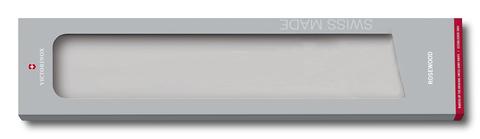 Нож Victorinox разделочный, лезвие 20 см, прямое, рукоять из палисандрового дерева, (подар. упак.)