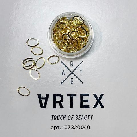 ARTEX овал золото размер M 0,2 гр. 07320040