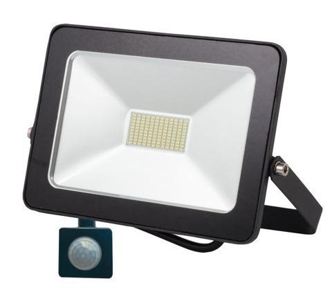 Прожектор светодиодный 10 Вт с датчиком движения и освещенности