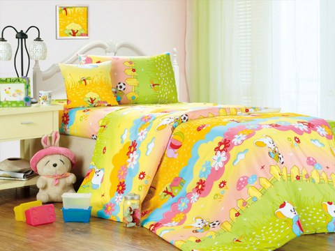 Детское постельное белье СайлиД C-54