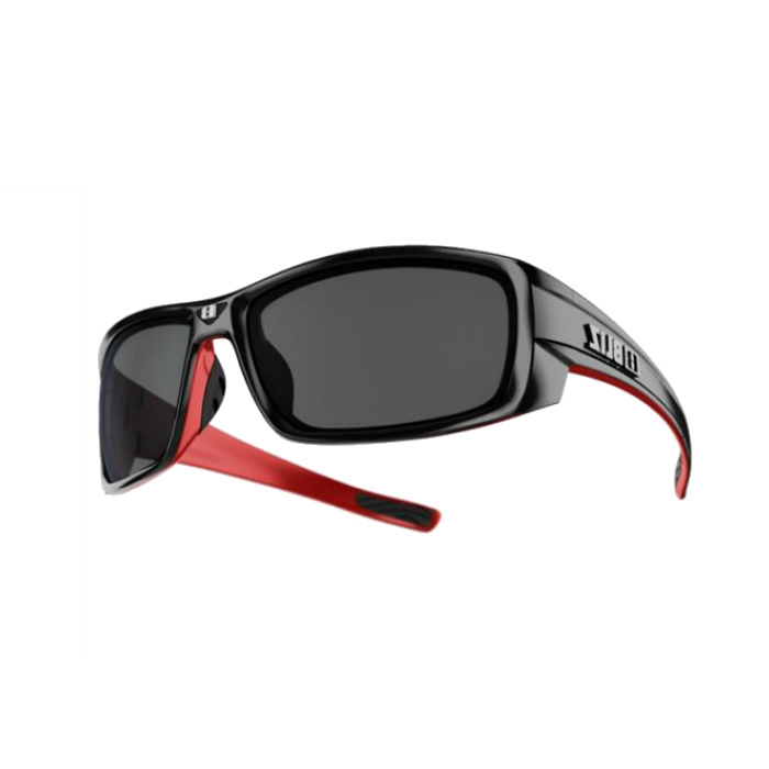 Очки BLIZ 9068-29 RIDER BLACK-RED RUBBER