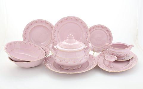Мелкие цветы розовый