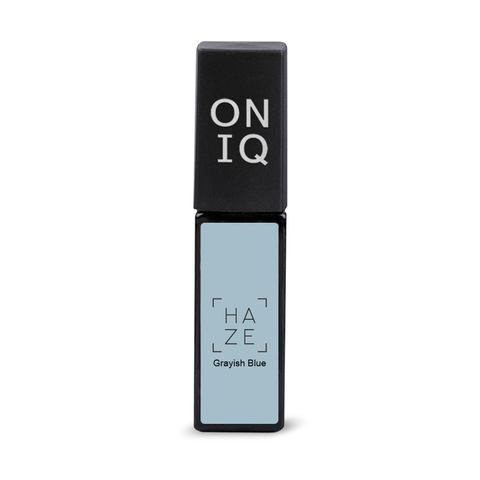 ONIQ Гель-лак 088 Haze: Grayish Blue, 6 мл