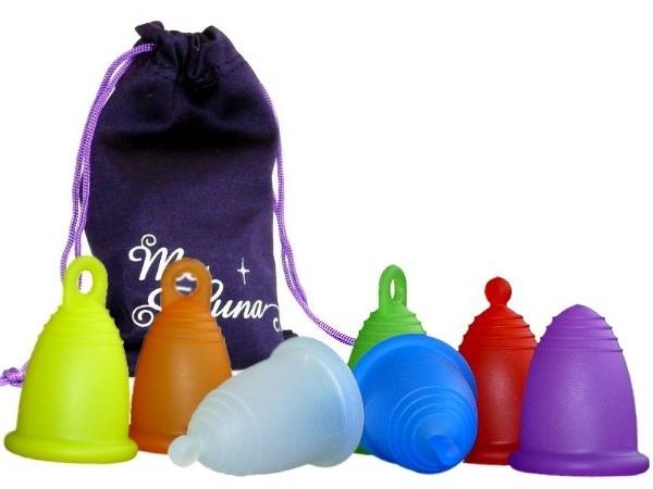 Менструальная чаша MeLuna Soft (L) - все цвета