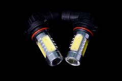 Габариты светодиодная лампа НB4- 5SMD 7,5w с линзой.шт