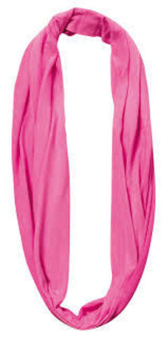 Шарф-снуд-хомут из вискозы Buff Plain Pink Camelia