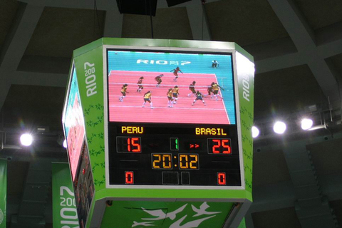 Комплексные решения для спорта