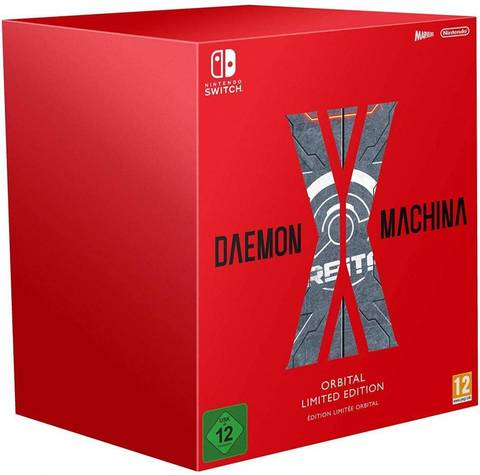 NS: Daemon X Machina. Orbital Limited Edition (английская версия)