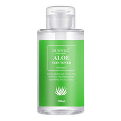 Eunyul Aloe Skin Toner - Тоник увлажняющий с экстрактом алоэ