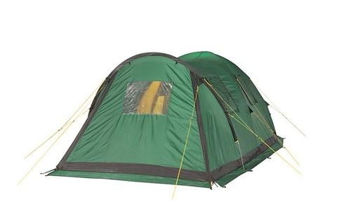 Картинка палатка кемпинговая Alexika GRAND TOWER 4 green, 520x260x178