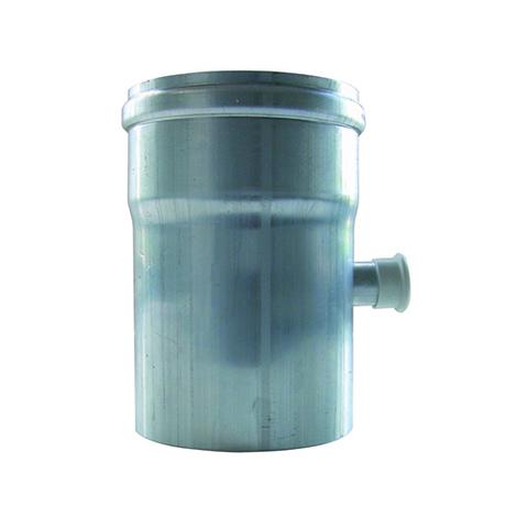 Адаптер притока воздуха Ду100 мм (для Ariston Genus Premium Evo HP 85-150 кВт)