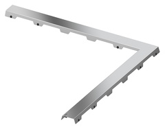 Накладная панель 100*100 см Tece ТЕСЕdrainline steel II 611082 фото