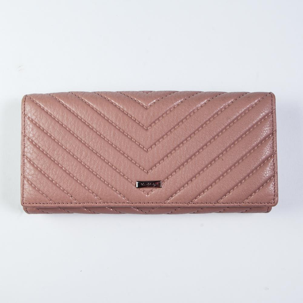 Кошелёк женский розовый Dublecity DC221-100D