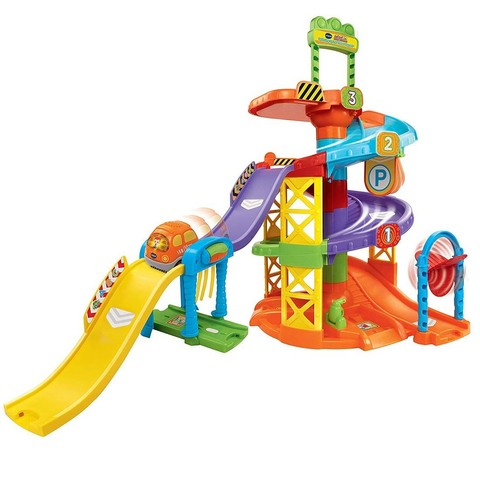 Вращающаяся Спиральная Башня Умные Колеса