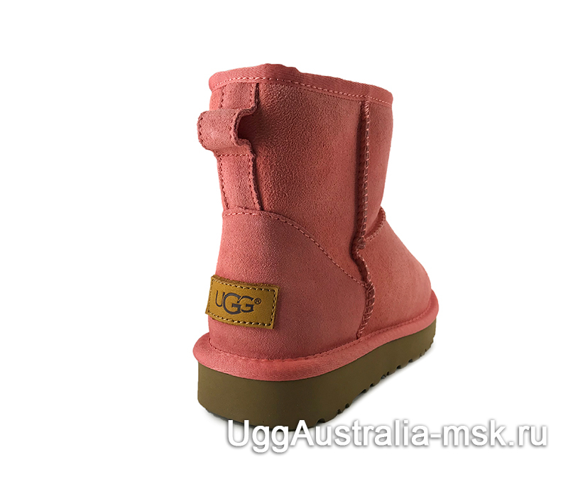 UGG Classic II Mini Coral
