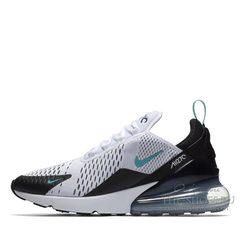 Кроссовки Nike Air Max 270 White Black Turquoise