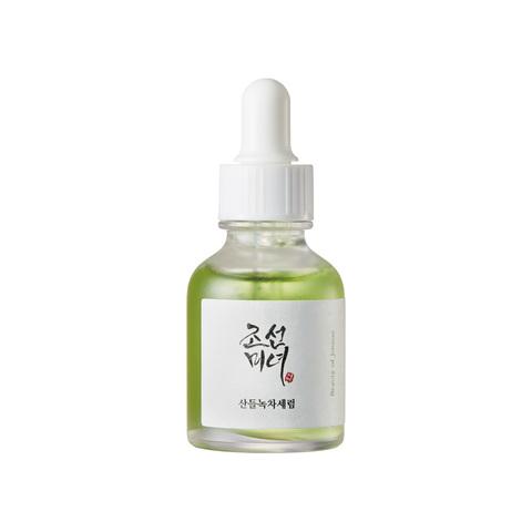 Сыворотка Beauty Of Joseon Calming Serum Green tea 30ml