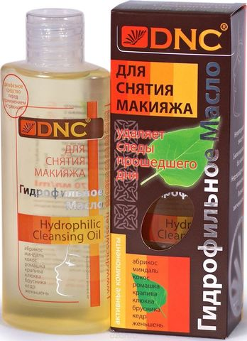 DNC Гидрофильное масло 170мл
