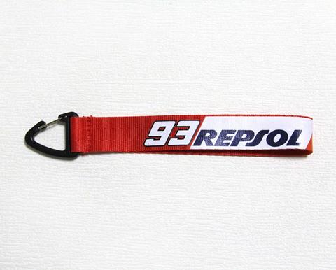 Ремешок короткий для ключей 93 Repsol