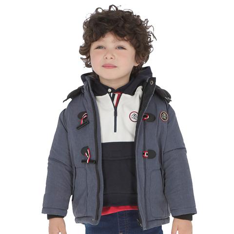 Куртка Mayoral Серая For Cool Days
