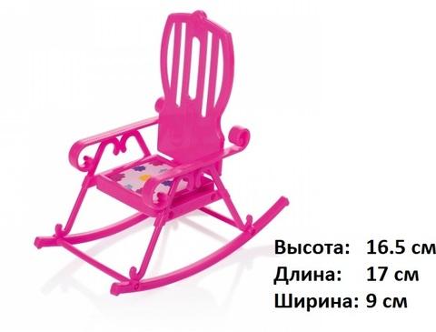 Мебель Кресло-качалка Зефир С-1482 (Огонек)