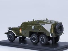 BTR-152K khaki Start Scale Models (SSM) 1:43